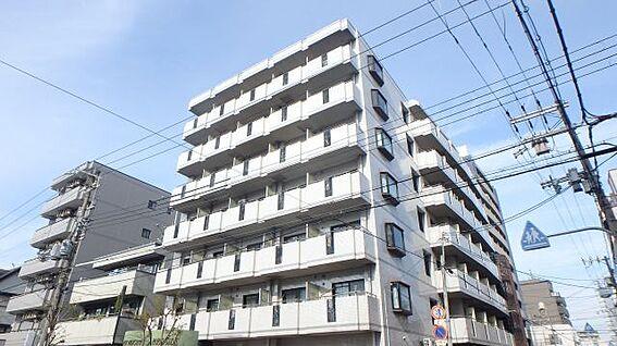 マンション(建物一部)-大阪市北区大淀中5丁目 落ち着きのある綺麗な外観。