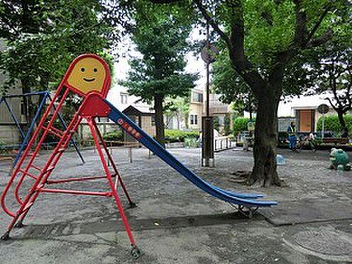 アパート-目黒区中根1丁目 宮前児童遊園