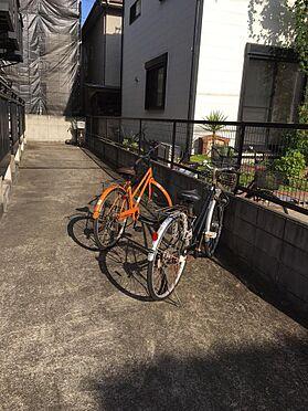 アパート-千葉市花見川区幕張町1丁目 自転車置き場、バイク置き場無料です!!