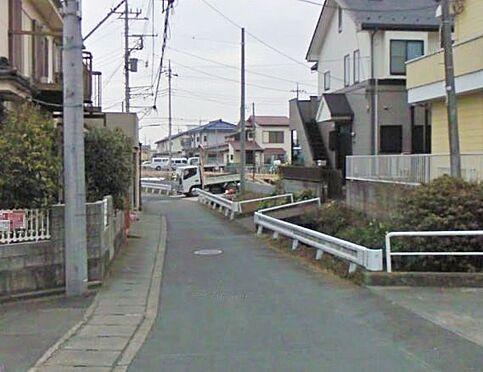 アパート-日野市南平6丁目 前面道路