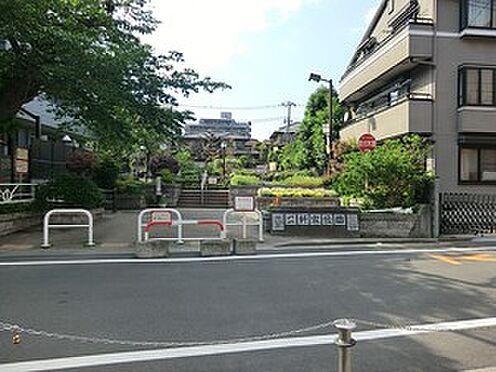マンション(建物一部)-新宿区西新宿6丁目 周辺環境:二軒家公園