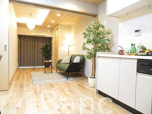 中古マンション-渋谷区恵比寿西1丁目 リビングダイニングキッチン