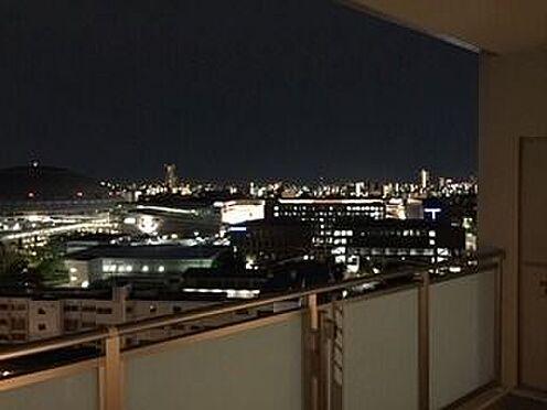区分マンション-名古屋市東区矢田東 最上階からの夜景が美しいです♪