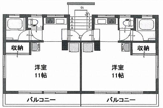 アパート-宮崎市清水3丁目 1K