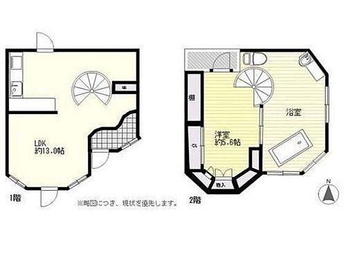 建物全部その他-神戸市長田区西山町4丁目 間取り