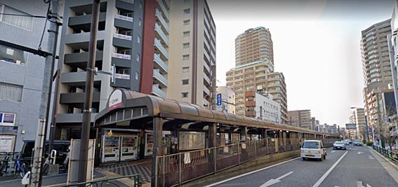 アパート-新宿区西早稲田1丁目 早稲田駅(都電荒川線)始発駅です