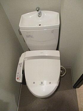 マンション(建物一部)-大阪市中央区島之内1丁目 トイレ