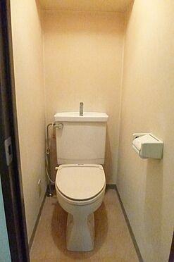 マンション(建物一部)-大和市西鶴間1丁目 トイレ