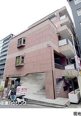 マンション(建物一部)-渋谷区桜丘町 外観