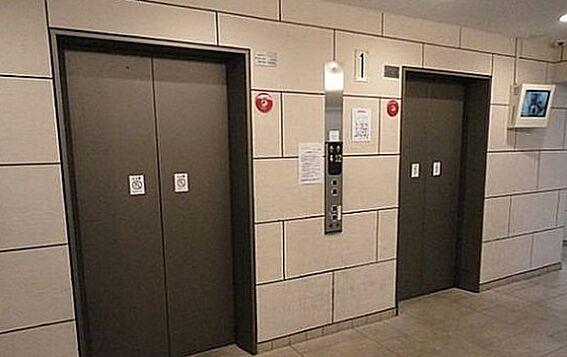 マンション(建物一部)-大阪市西区江之子島1丁目 防犯カメラ搭載エレベーター複数基あり