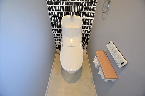 中古一戸建て-仙台市泉区泉ケ丘1丁目 トイレ