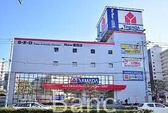 中古マンション-江戸川区中葛西5丁目 ヤマダ電機テックランドNew葛西店 徒歩10分。 730m