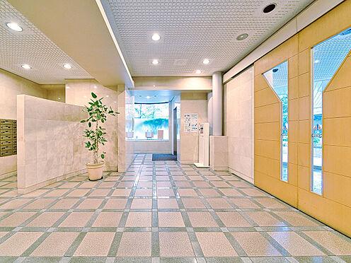 区分マンション-渋谷区恵比寿3丁目 エントランスホール