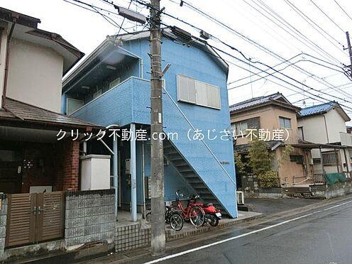 アパート-三郷市戸ケ崎1丁目 外観