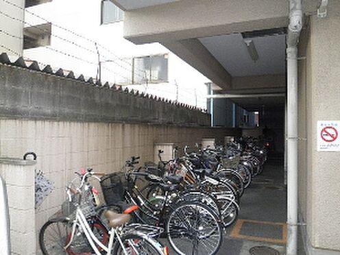 マンション(建物一部)-大阪市浪速区幸町3丁目 屋根があるので雨の日も安心です