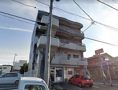 一棟マンション-名古屋市南区上浜町 土地面積約68坪の整形地。前面道路約11.0mの公道に面す一棟マンション
