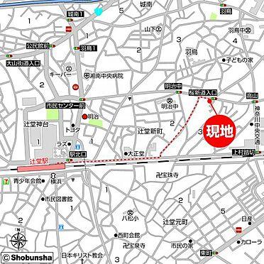 マンション(建物全部)-藤沢市辻堂新町3丁目 その他