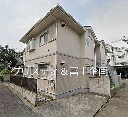 アパート-清瀬市松山 外観