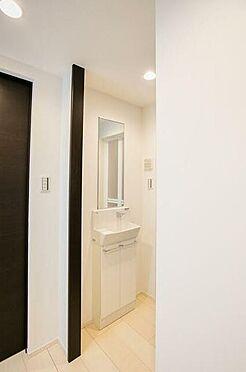 一棟マンション-新宿区新宿5丁目 洗面