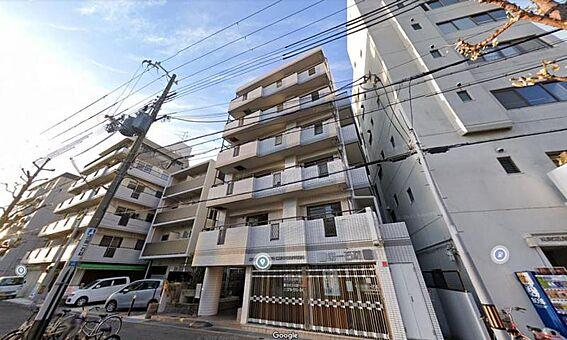 区分マンション-神戸市兵庫区永沢町2丁目 外観
