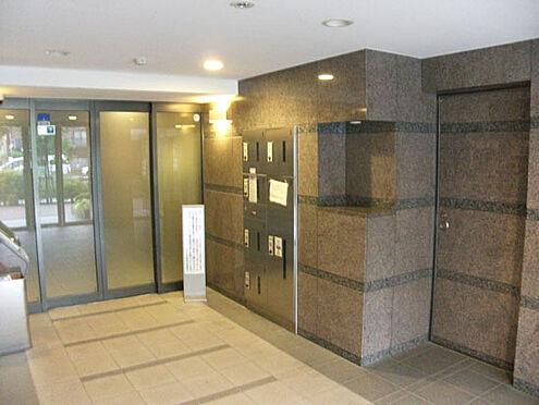中古マンション-中野区中央3丁目 エントランス