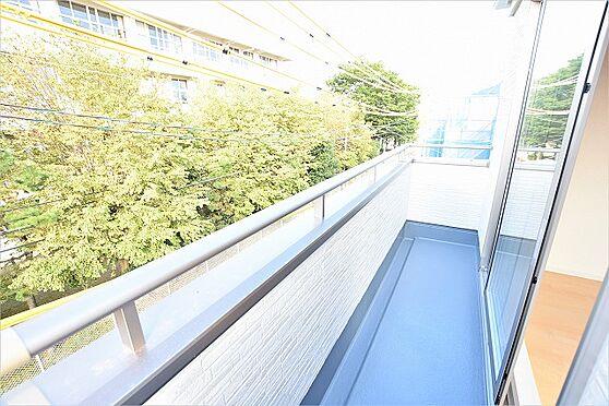 新築一戸建て-仙台市若林区若林1丁目 バルコニー