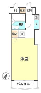 マンション(建物一部)-足立区弘道2丁目 間取り