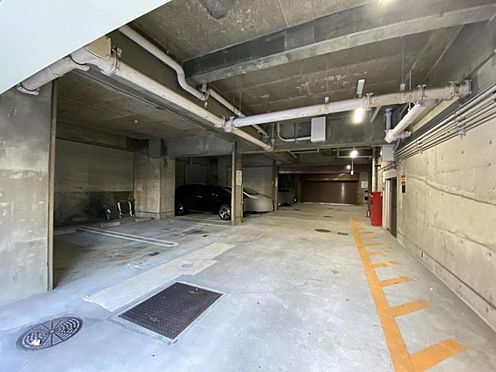 区分マンション-大阪市中央区南新町2丁目 駐車場