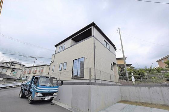 新築一戸建て-仙台市青葉区貝ケ森2丁目 外観
