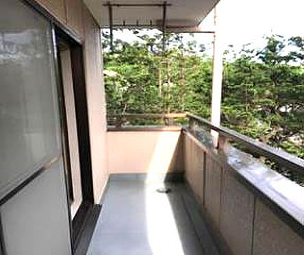 アパート-足立区青井3丁目 バルコニー