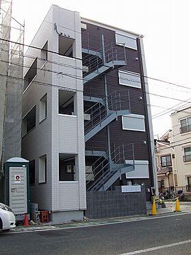 アパート-足立区大谷田4丁目 キッチン