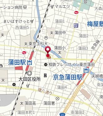 マンション(建物一部)-大田区蒲田5丁目 その他
