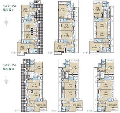 マンション(建物全部)-大田区北糀谷1丁目 間取り