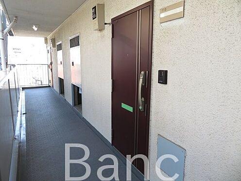 中古マンション-渋谷区円山町 玄関ドア