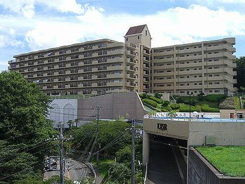 中古マンション-伊東市荻 〔マンション外観〕7階建のマンションです。