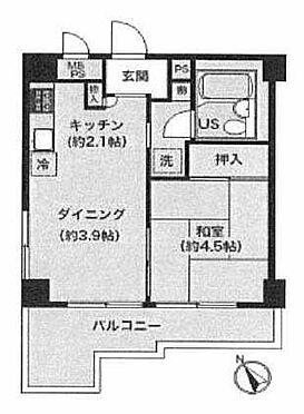 マンション(建物一部)-足立区西新井3丁目 間取り