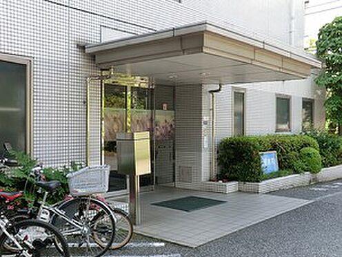 アパート-渋谷区初台1丁目 内藤病院