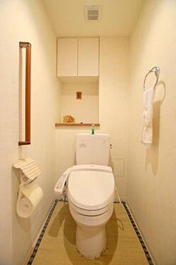 中古マンション-仙台市泉区高森2丁目 トイレ