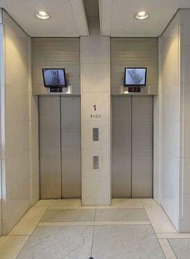 マンション(建物一部)-大阪市都島区中野町5丁目 防犯カメラ付きエレベーター複数基あり