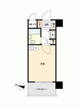 マンション(建物一部)-船橋市薬円台5丁目 間取り