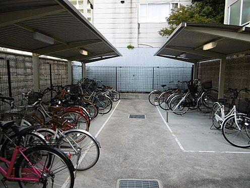 マンション(建物一部)-大阪市阿倍野区天王寺町南3丁目 駐輪場があるので駅や繁華街へのアクセスも楽々。