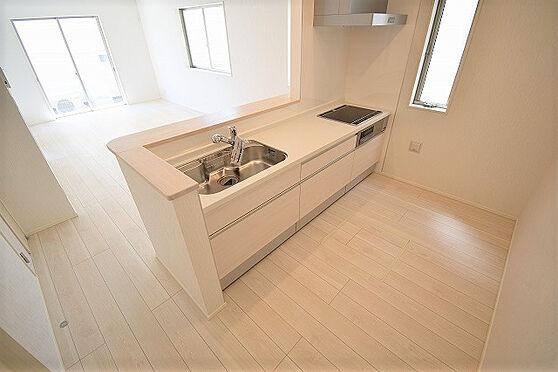 新築一戸建て-仙台市青葉区落合1丁目 キッチン