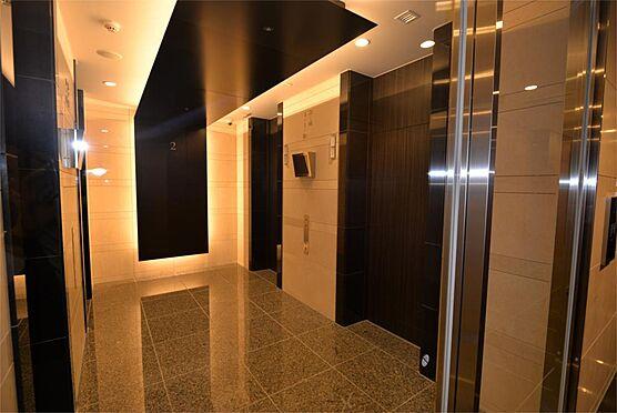 中古マンション-中央区晴海3丁目 エレベーターホール