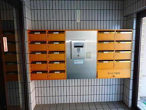 中古マンション-札幌市豊平区月寒東三条3丁目 風除室とオートロック メールBOX