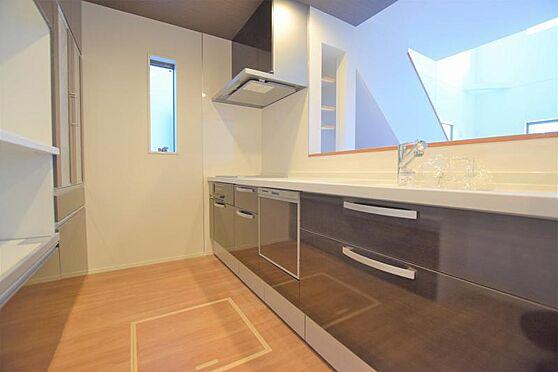 新築一戸建て-仙台市青葉区柏木3丁目 キッチン