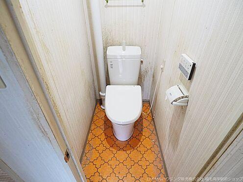 区分マンション-千葉市美浜区高浜3丁目 トイレです(2019年9月交換)