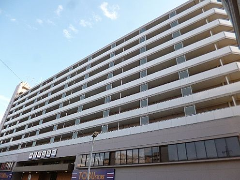 中古マンション-富士見市東みずほ台2丁目 外観