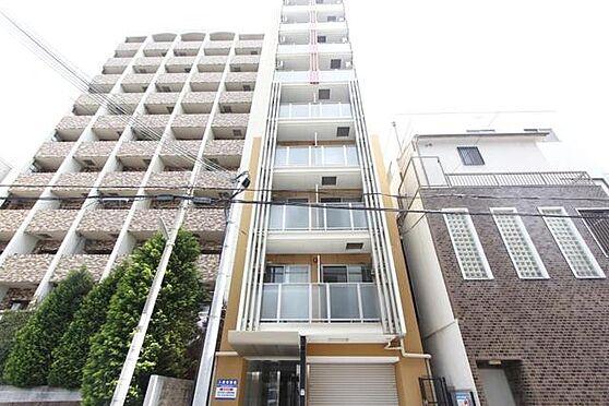 一棟マンション-大阪市中央区松屋町住吉 外観