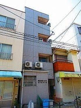 マンション(建物全部)-大阪市住之江区西加賀屋4丁目 外観