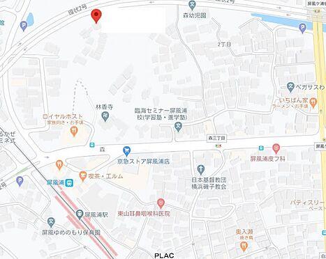 アパート-横浜市磯子区森2丁目 その他
